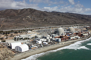 Tease photo for San Onofre To Test Emergency Plan