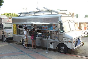 Local Food Trucks Offer Eclectic Mix Of Dining Options