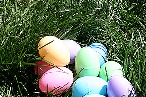 Events: Easter Eggs And Brunches