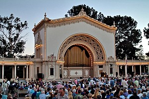 Should The City Pay For The Spreckels Pavilion Organist?