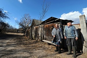 Challenges Loom Large, 25 Years After Chernobyl