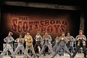Tease photo for The Old Globe Scores With 'The Scottsboro Boys'