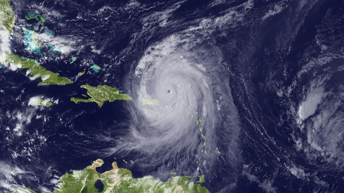 Rising Ocean Temps Could Boost Chance For Hurricanes In