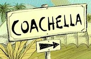 Tease photo for Coachella Music Festival Doubles Up