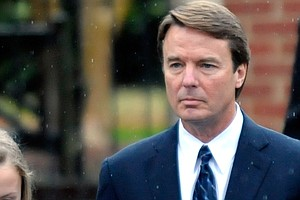 John Edwards Affair Leads To Federal Indictment