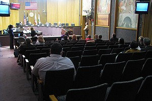 Few Turn Out For San Diego County Budget Hearings