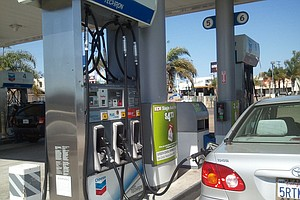 Tease photo for San Diego Drivers Cheer Falling Gas Prices