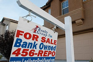 Foreclosed Homes Wait In 'Shadows' To Go On Sale