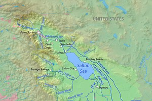 Tease photo for Diversion Of Colorado River Could Lead To SoCal Megaquake
