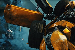 Review: 'Transformers 3: Dark of the Moon'