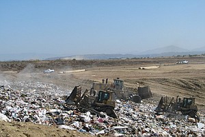 Critics Trash Plan To Outsource Miramar Landfill