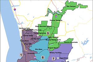 Drafting New District Lines In San Diego