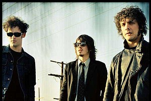 Tease photo for Events: Black Rebel Motorcycle Club, Chicago, Peter Frampton