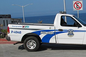 Tease photo for Baja Seeks Training And Investment From Israeli Police