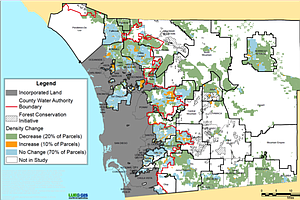 San Diego County Targets Sprawl With New General Plan