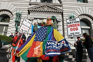 California Same-Sex Marriage Ban Returns To Court