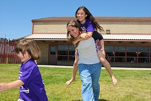 Moms In Calif. Prisons May Be Eligible For Early Release