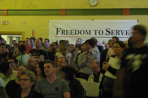 LGBT Community Celebrates The End Of DADT