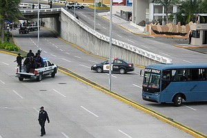 Gunmen Dump 35 Bodies At Rush Hour In Mexico
