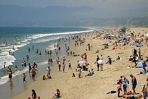 Tease photo for Calif. Beach Water Quality 'Steady' In 2011