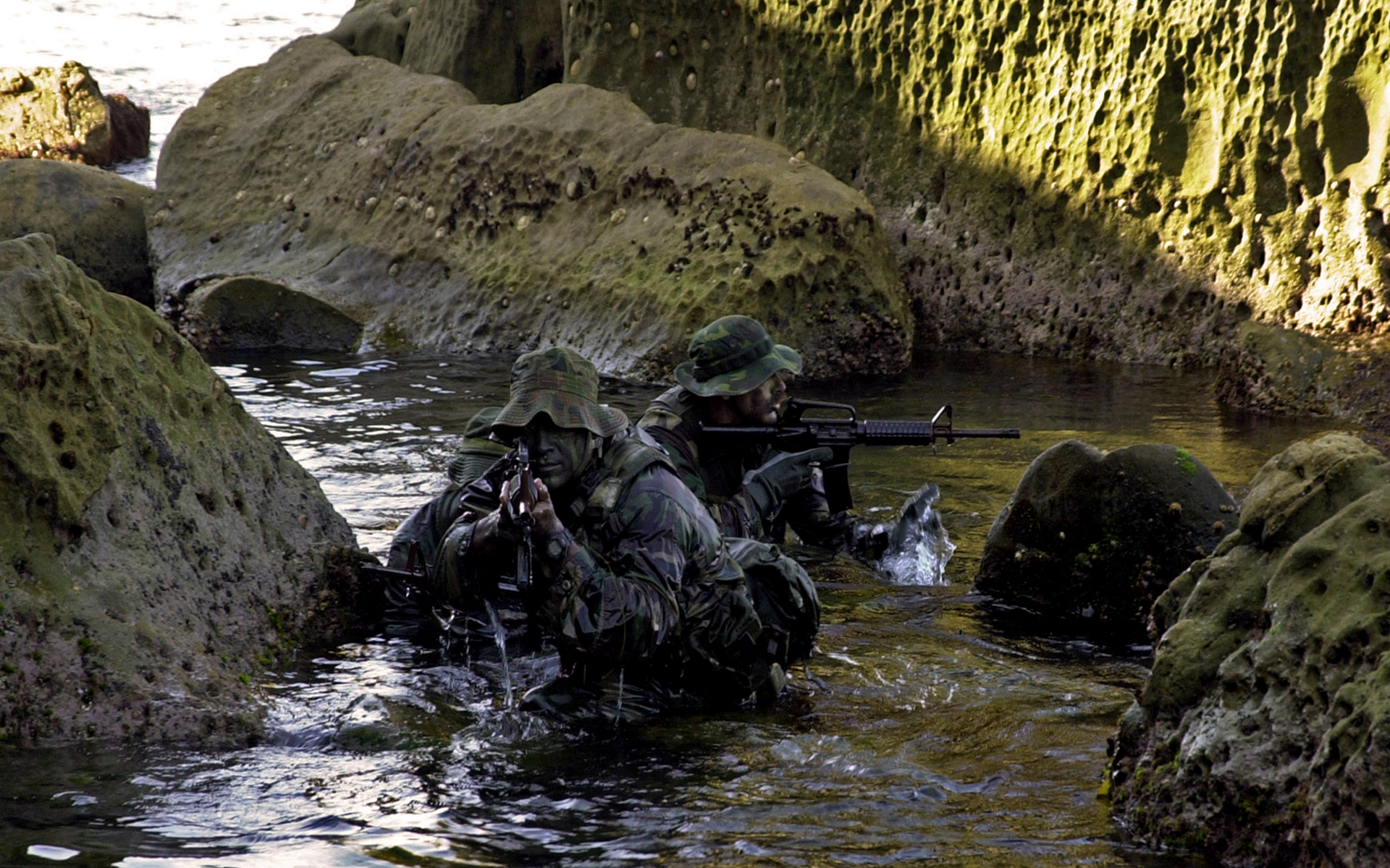 Navy SEAL Convicted Of Weapons Charges | KPBS