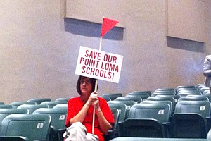 Tease photo for Barnett Calls For End To San Diego School Closures