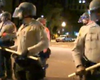 Tease photo for Dozens Arrested As Police Break Up 'Occupy' Tent City Again