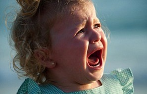 What's Behind A Temper Tantrum? Scientists Deconstruct The Screams