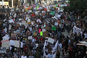 Occupy San Diego Plans Protest March Tuesday Night