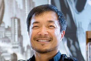DC Comics' Jim Lee