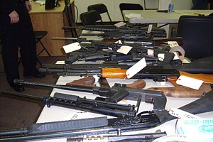 Police Collect More Than 250 Guns In 4th Annual Guns-For-...
