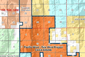 Tule Wind Project Gets Federal Approval