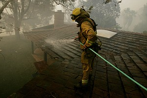 Tease photo for Group Wants Public Hearings On SDG&E Wildfire Costs