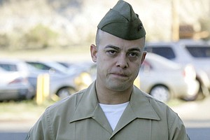 Tease photo for Marine To Serve No Jail Time For Iraq Killings