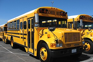 Tease photo for Legislators Restore School Bus Funding, Cut General Spending