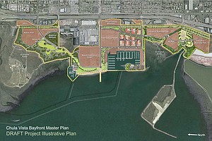 Tease photo for Chula Vista Waterfront Plan Awaits OK From Coastal Commission