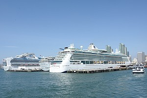 Cruise Industry Will Rebound, Port Commissioner Tells Cit...