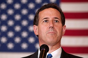 Tease photo for Santorum Wins GOP Primary In Louisiana
