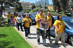 99 Percent Rally At Two San Diego Banks