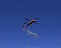 Tease photo for Regulators Warn SDG&E On Helicopter Safety