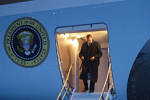 Obama In Afghanistan To Sign Security Pact
