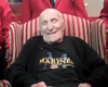 Man Believed To Be Oldest Living Marine Dead At 105 (Video)