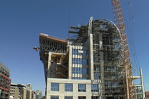 New Central Library Taking Shape