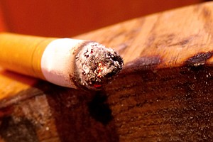 Tease photo for Prop 29 Would Make Smokers Cough Up Higher Taxes
