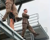 Swimming With Boots On - Camp Pendleton-Style (Video)