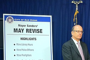 Tease photo for Mayor Announces More Library Hours, Police Officers In Budget Revise