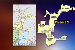 Grand Jury Says San Diego Redistricting 'Timely, Professi...