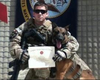 Military Dog Handler Killed In Afghanistan (Video)