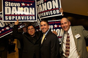 Tease photo for Danon, Roberts Headed For Runoff In County District 3 Race
