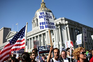 California's Prop 8 Same-Sex Marriage Ban Looks Headed To...